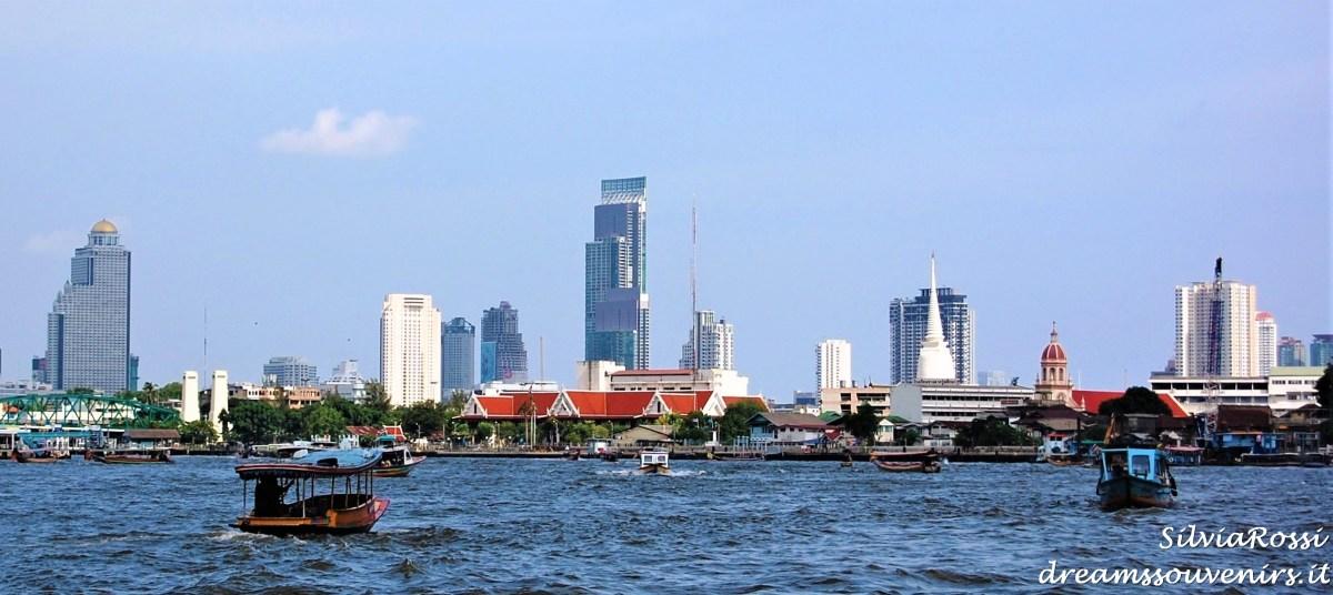 Alla ricerca del Thai Mood. Day 1 – Bangkok