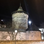 Frauentorturm by night