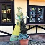 villaggio artigiano medievale Handwerkerdorf