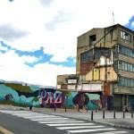 Murales La Candelaria Bogotà