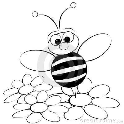 bumble bee coloring book online coloring