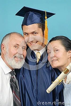 Graduation Moment