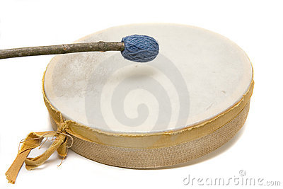 Handmade Drum Stock Photos - Image: 1043523