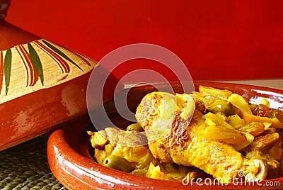 Moroccan Tajine Stock Photos