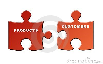 Products And Customers