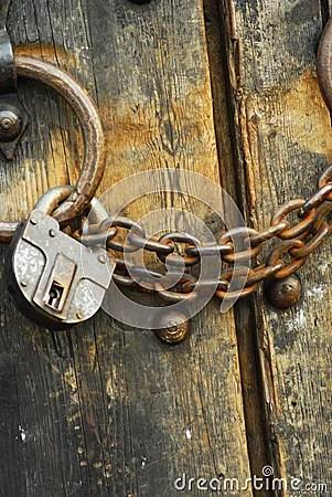 Secure Wooden Doors #5