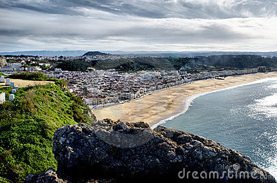 Viewpoint in Nazare #4