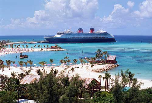 castaway cay, disney private island