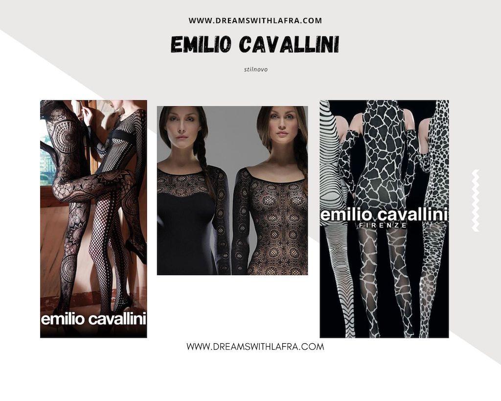 Stilnovo Emilio Cavallini azienda di collant e abbigliamento seamless