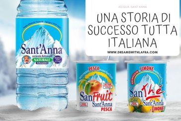 Acqua sant'Anna- una storia di successo tutta italiana