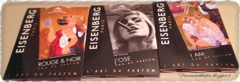 Eisenberg profumi campioni