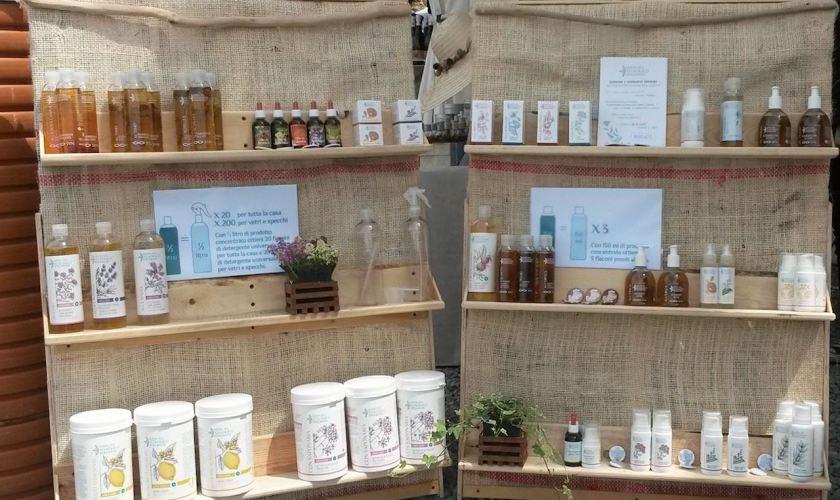 Edelweiss: cosmetici e detergenti naturali con piante officinali
