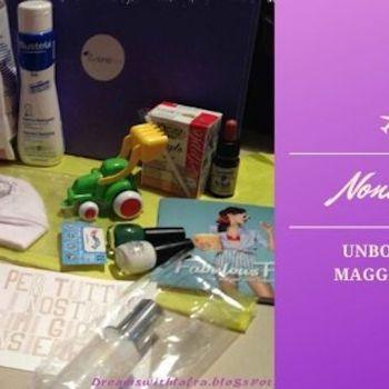 NONABOX: Unboxing Maggio 2014