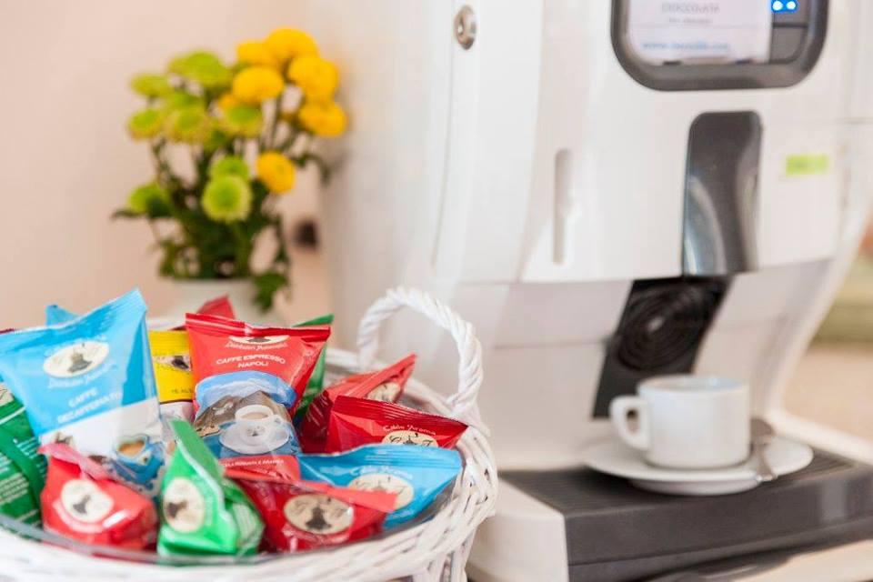 Capsule caffè Caldo Aroma un'azienda proiettata al futuro