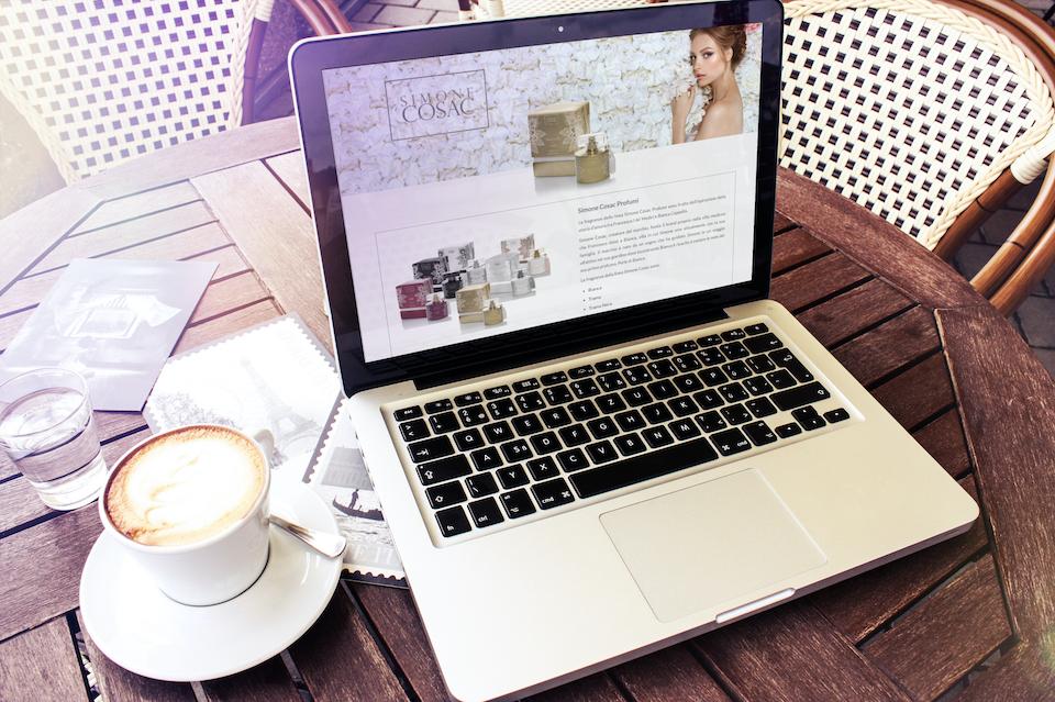 Simone Cosac profumi di lusso online