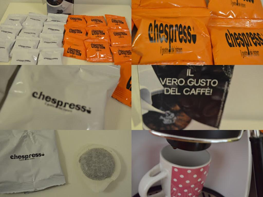 Cheespressso kit 20 cialde monodose