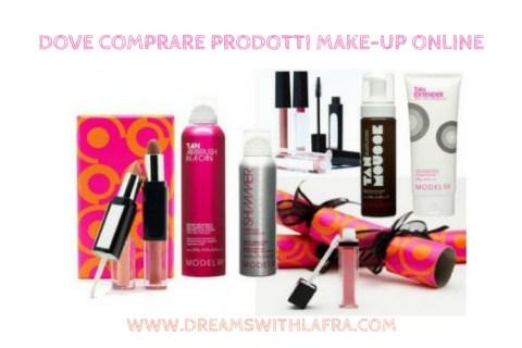 ModelCo: dove comprare prodotti makeup online