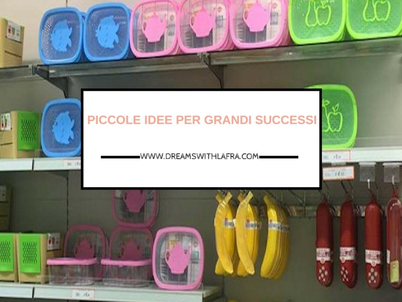 Snips: piccole idee per grandi successi