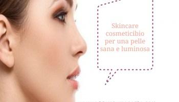 Skincare cosmetici bio per una pelle sana e luminosa