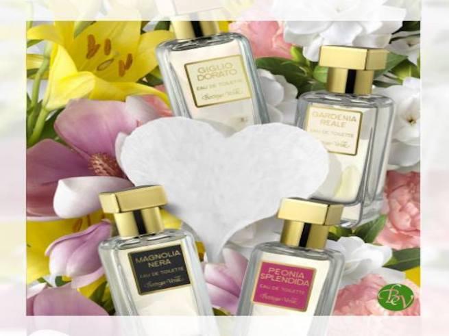 I Nettari Preziosi sono composti da 4 fragranze