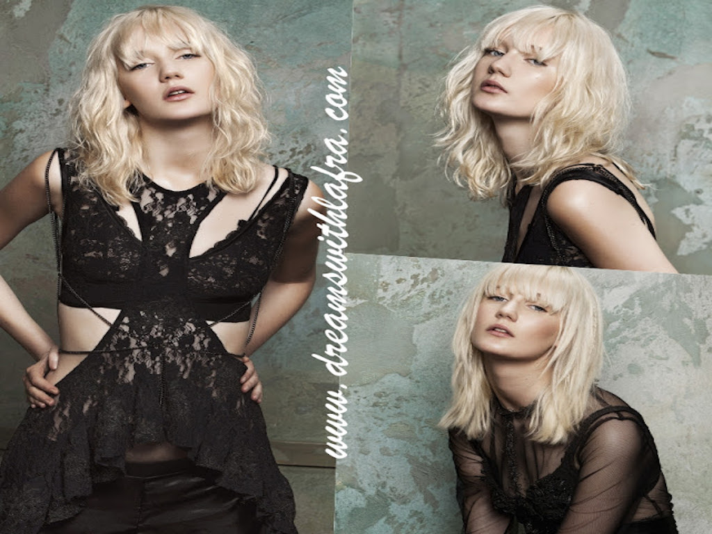Il lungo color trend Gipsy Blonde