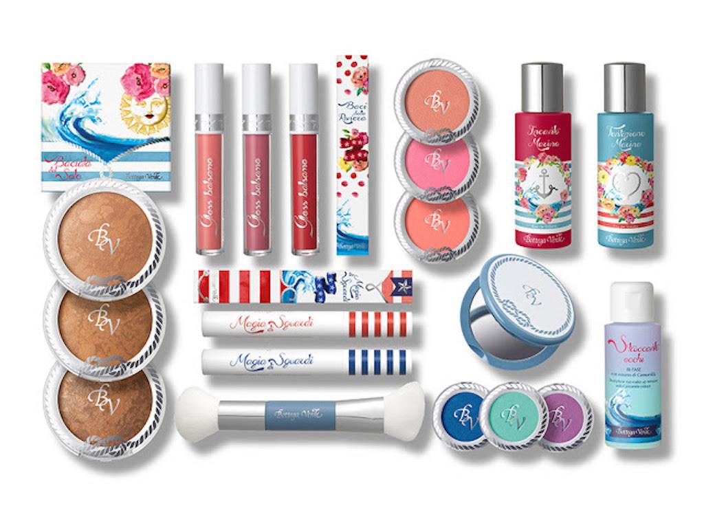 Make-Up Bottega Verde- nuova collezione Riviera Meditteranea