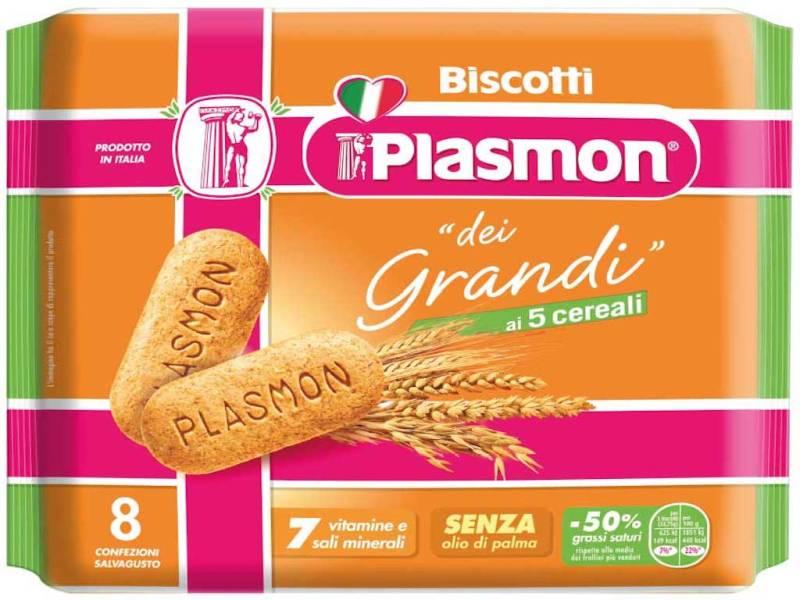 Plasmon adulti il biscotto dei grandi