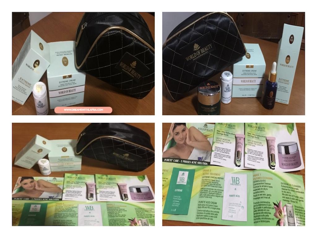 World of Beauty Pureté care: prodotti specifici per gestire la pelle grassa