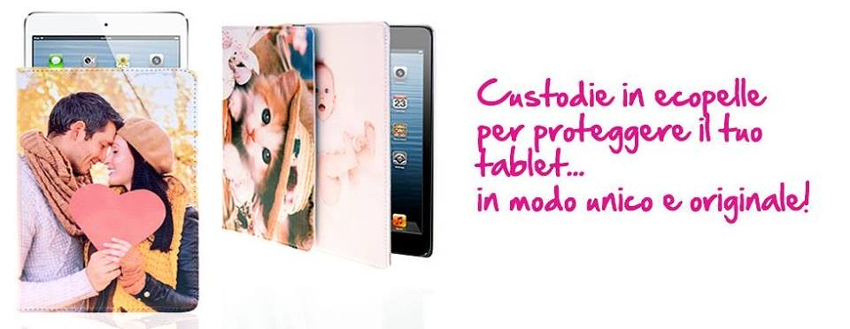 Crea la tua cover personalizzata per smartphone, tablet, MacBook in 72 ore con Personalizzalo.it