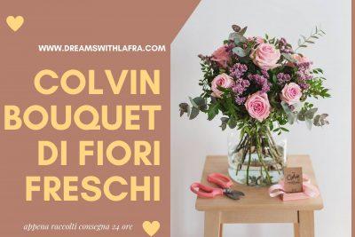 Colvin Fioraio Online: Tempo Per I Fiori In Casa