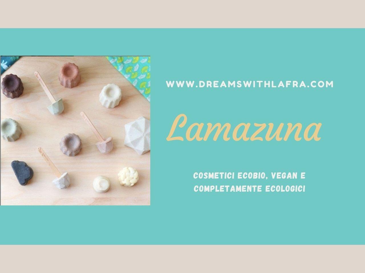 Lamazuna - Cosmetici ecobio, vegan e completamente ecologici