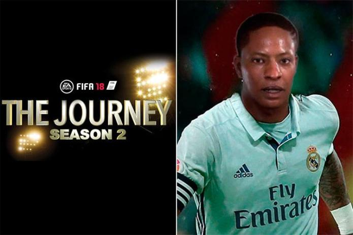 Image result for the journey 2 fifa 18