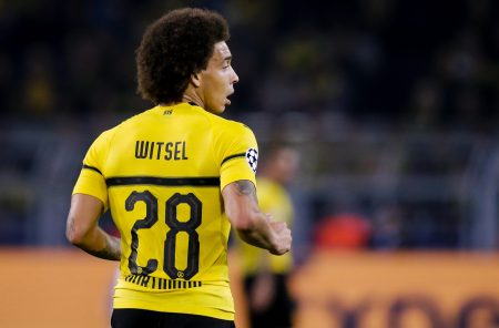 Axel Witsel Has Emerged From The Footballing Graveyard To Prove His  Doubters Wrong