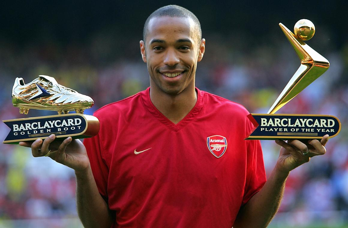 A thorough examination of whether Thierry Henry should have won the Ballon d 'Or