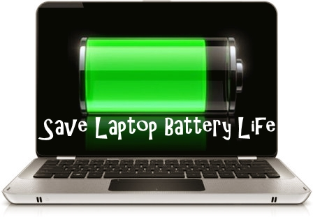 How to Save Laptop Battery Life