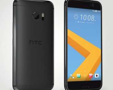 HTC 10 Announced