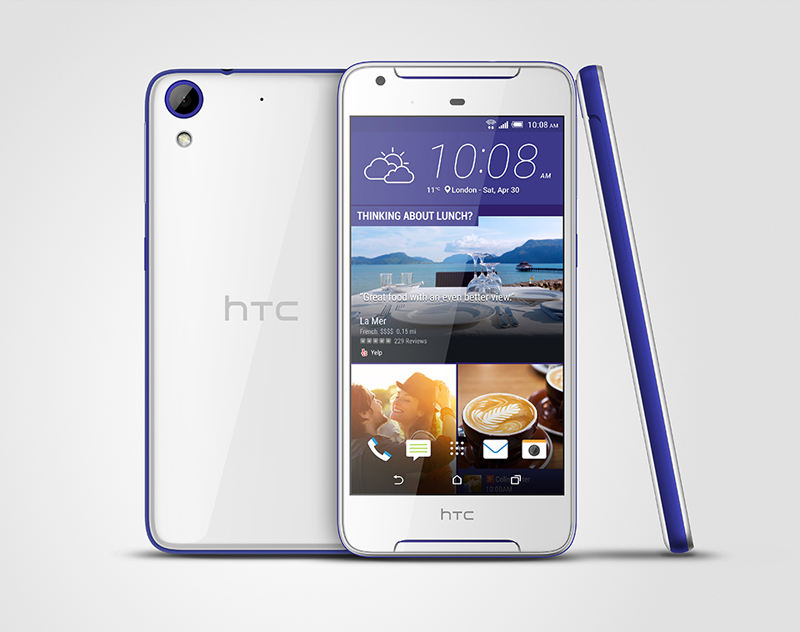 Latest HTC Smartphones - HTC Desire 628