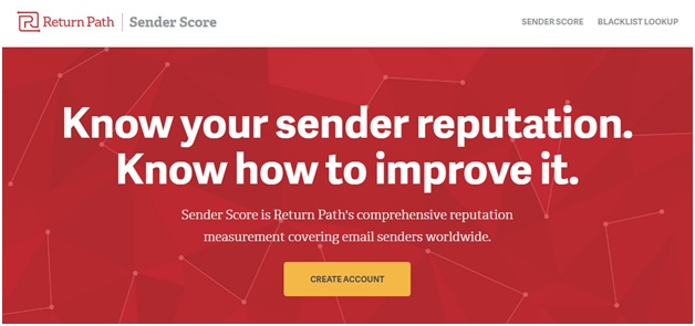 Sender Reputation Email Marketing