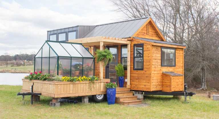 Elsa Garden Tiny House