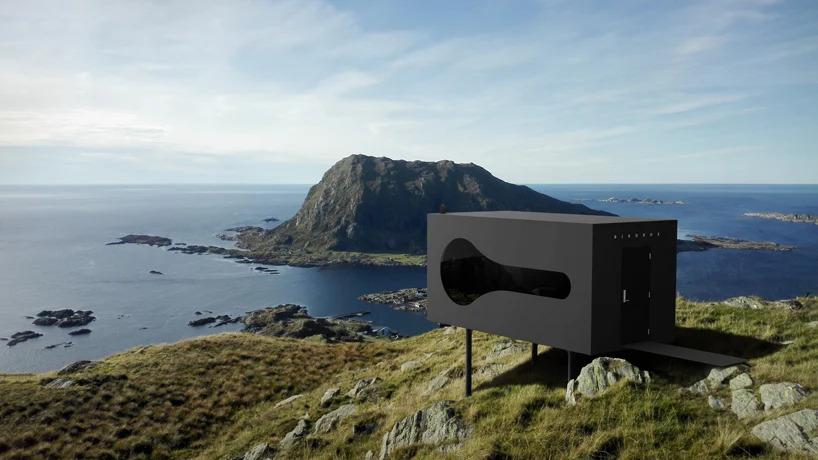 Bird Box Tiny House in Norway