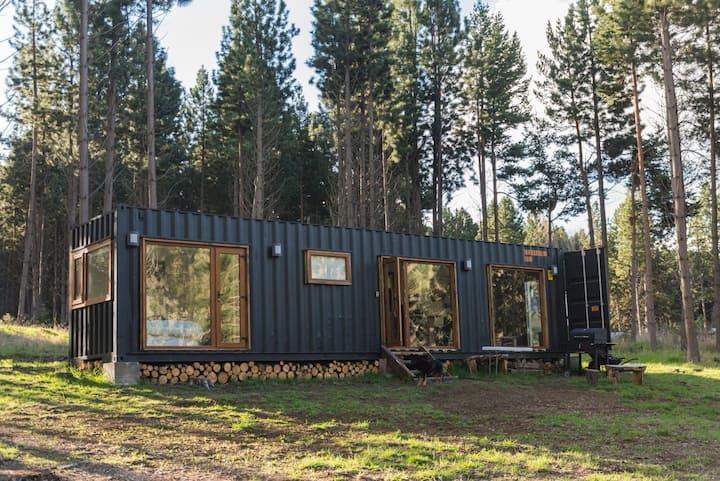 Casa Container in Coyhaique 5 1
