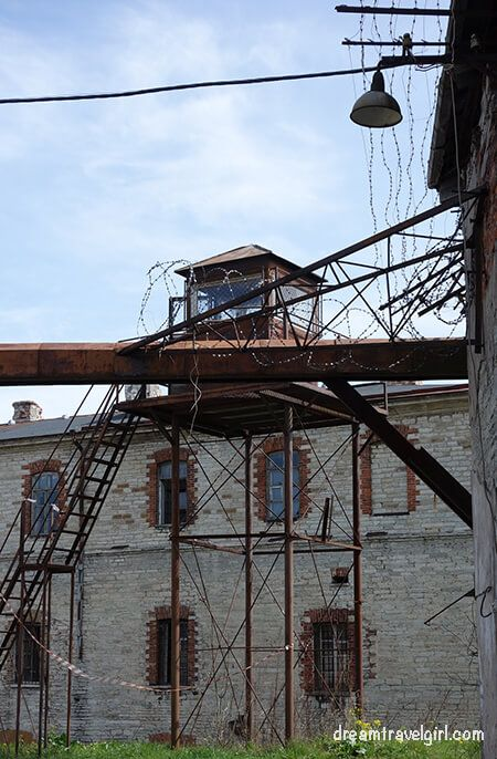 Patarei prison entrance