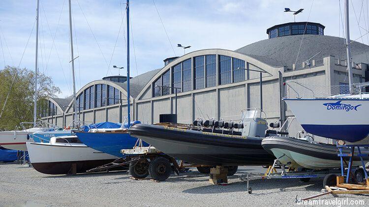 Seaplane Harbor