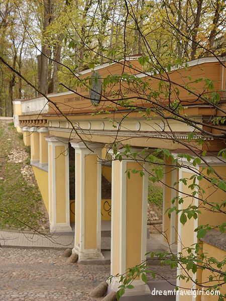 they told me about the Angel bridge in Tartu: make a wish, cross the bridge without breathing, and it will become true