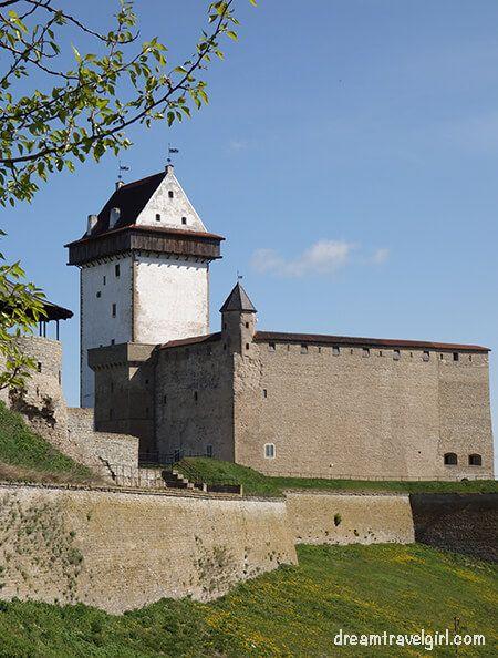 castillo de Narva
