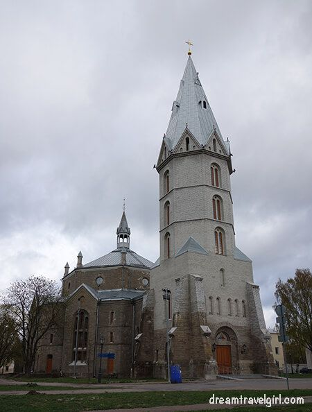Alexander cathedral (Lutheran cathedral)