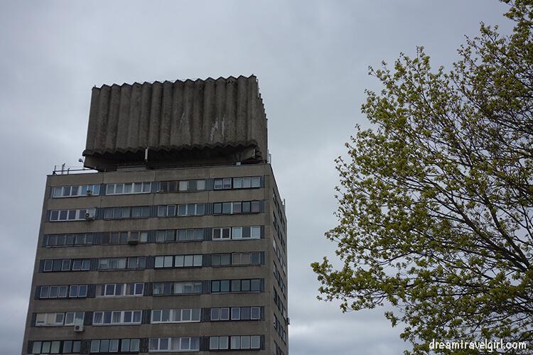 soviet building