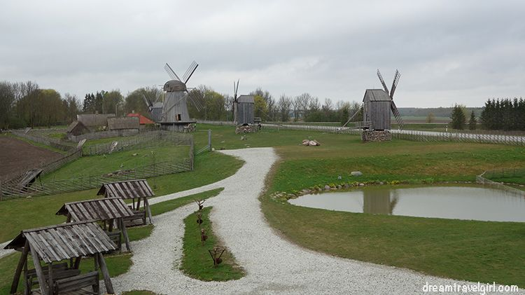 windmills, and much more!