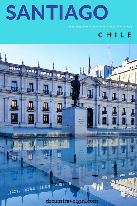 Chile travel: Santiago de Chile