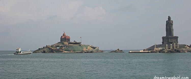 India_Kanyakumari_memorial_statue